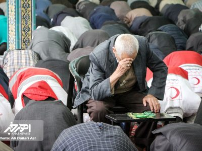 نماز جمعه شهرستان اهر (۲۱ اردیبهشت ۱۳۹۷)