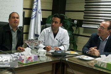 تأسیس موسسه خیریه بیمارستان باقرالعلوم (ع) شهرستان اهر