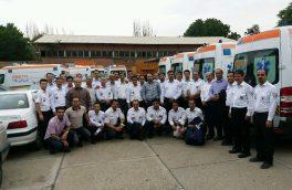 دوبرابر شدن آمبولانس های فوریتهای پزشکی در آذربایجان شرقی