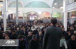 مجلس بزرگداشت بیست و نهمین سالگرد حضرت امام خمینی (ره) در اهر