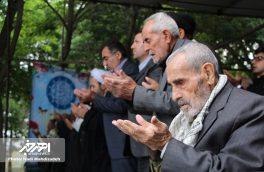 نماز جمعه شهرستان اهر در آخرین جمعه رمضان ۱۴۳۹