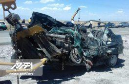 جاده اهر – تبریز با ۴۰ نفر کشته در صدر جاده های پرحادثه آذربایجان شرقی طی سال جاری