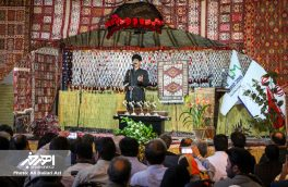 اختتامیه دومین جشنواره سراسری فیلم کوتاه روستایی و عشایری کلیبر