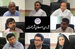 اعضای جدید هیئت ریئسه شورای اسلامی شهر اهر برای سال دوم مشخص شد / میرجلال الدین موسوی رئیس شورای شهر اهر شد