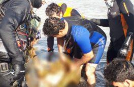 مرد ۳۵ ساله در سد ینگجه هریس غرق شد / کشف جسد مرد غرق شده بعد از ۲۷ ساعت + تصاویر