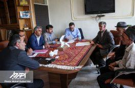 دیدار مردمی فرماندار شهرستان اهر (۱۳ تیر ۱۳۹۷)