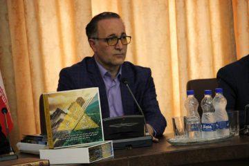 رونمایی از نقشه راه توسعه بوم گردی و کتابچه های گردشگری شهرستان های آذربایجان شرقی