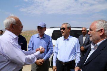 ۳۱ کیلومتر از بزرگراه اهر – تبریز تا پایان سال جاری به بهره برداری می رسد / ساخت ۱۴ کیلومترِ باقی مانده بزرگراه اهر – تبریز در سال آینده