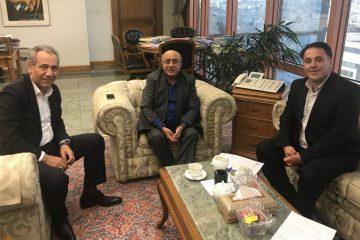 مشکلات ارزی تولیدکنندگان آذربایجان شرقی با حضور قائم مقام بانک مرکزی بررسی شد
