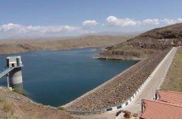 کاهش آب ورودی به مخازن سدهای آذربایجان شرقی در سال آبی امسال