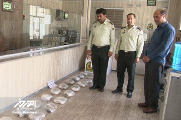 کشف ۷۱ کیلوگرم تریاک از خودروی حامل مواد مخدر در جاده تبریز – اهر