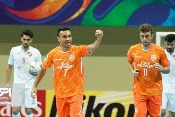 شروع مقتدرانه مس سونگون در مسابقات قهرمانی باشگاه های آسیا با پیروزی برابر سیپر تاجیکستان