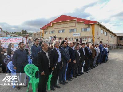 تجلیل باشگاه فوتبال پاس اهر از خبرنگاران و اصحاب رسانه شهرستان