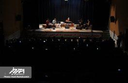 کنسرت استاد داود آزاد و گروه موسیقی روح افزا با اجرای تصانیف آذری در اهر