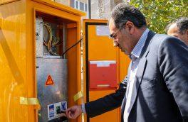 شش طرح برق رسانی با اعتبار ۷۵ میلیارد ریال در اهر افتتاح شد