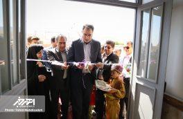 آئین افتتاح روستا مهد در روستای گونجیک شهرستان اهر به مناسبت هفته دولت
