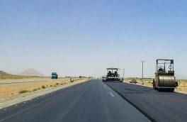 بهره برداری از ۸ کیلومتر بزرگراه خواجه – ورزقان در هفته دولت سال جاری
