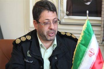 دستگیری باند ۷ نفره حفاری غیر مجاز در شهرستان اهر