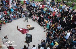 اجراهای دوازدهمین جشنواره سراسری تئاترهای کوتاه ارسباران (۲)