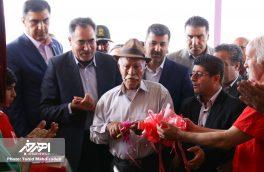 آئین افتتاح سالن جدید ورزش زورخانه ای حضرت علی ابن ابی طالب اهر