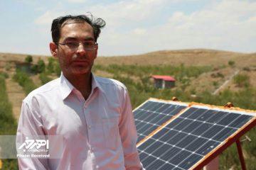 طراحی نسل جدید پنل های خورشیدی (نوری) توسط مخترع اهری