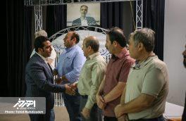 آئین تجلیل از عوامل اجرایی دوازدهمین جشنواره سراسری تئاترهای کوتاه ارسباران