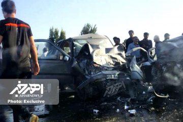 ۵۳ کشته طی هفت ماه سال جاری در محور اهر – تبریز