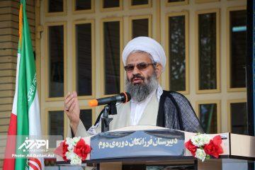 قیام امام حسین (ع) الگویی برای مسئولان نظام است / ایران بازار واردات و فروش کالای خارجی نیست