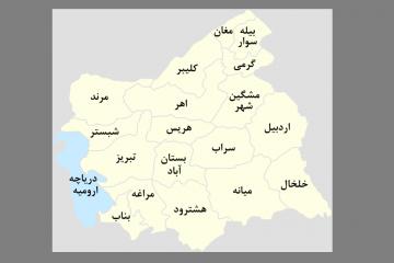 طرح تشکیل استان آذربایجان شمالی کلید خورد / اهر مرکز استان می شود؟