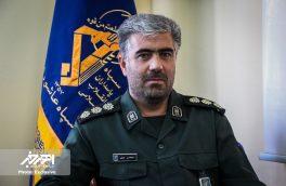 انتصاب فرمانده سپاه ناحیه اهر به عنوان معاونت اجتماعی سپاه عاشورا