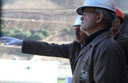 توسعه مجتمع مس سونگون موجب رونق آذربایجان می شود