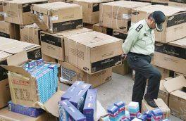 کشف و ضبط کالای قاچاق به ارزش ۳۰۰ میلیون تومانی طی شش ماهه نخست سال جاری در اهر