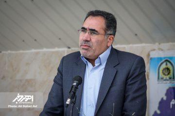 نیروی انتظامی جمهوری اسلامی ایران مظهر اقتدار است