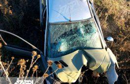 واژگونی ۲۰۶ در جاده اهر – ورگهان یک کشته برجای گذاشت