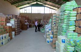 کشف مواد شوینده و بهداشتی احتکار شده به ارزش ۱۲ میلیارد ریال در هریس
