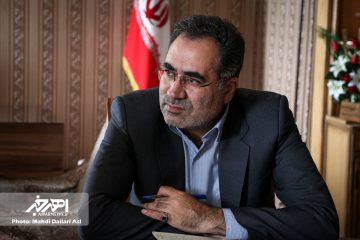 تشکیل کمیته نظارت و صیانت از مناطق جنگلی منطقه ارسباران در اهر