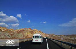 اتمام ۳۱ کیلومتر از بزرگراه اهر – تبریز تا آذر سال جاری