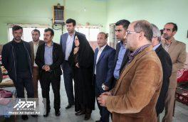 تأمین بخشی از نیازهای مرکز توانبخشی طهور اهر توسط مس شرکت مس آذربایجان