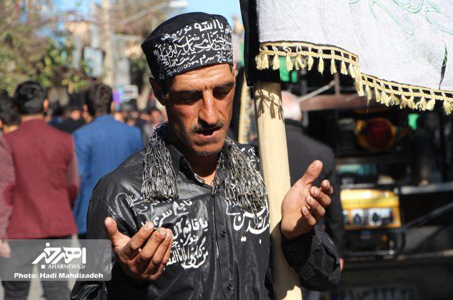 اربعین حسینی در اهر