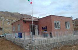 مدرسه ۲ کلاسه خیرساز در هریس افتتاح شد