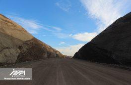 بهره برداری از ۴ کیلومتر دیگر بزرگراه اهر – تبریز تا پایان فصل کاری سال جاری