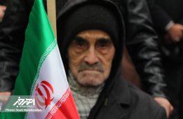 راهپیمایی مردم اهر در چهل سالگی انقلاب اسلامی (۲۲ بهمن ۱۳۹۷)