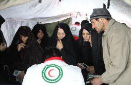 هلال احمر در روستاهای ورزقان خدمات رایگان بهداشتی ارائه کرد