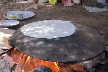 نان یوخا ثبت ملی شد