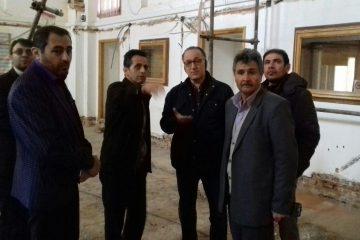 بازگشایی موزه ادب و عرفان اهر اولویت اصلی میراث فرهنگی استان است / موزه اهر دهه اول اردیبهشت سال ۹۸ بازگشایی می شود