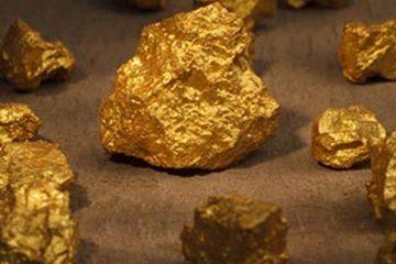 کشف ۸ تن سنگ طلای قاچاق در ورزقان