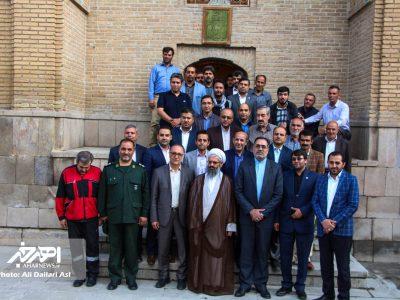 بازگشایی موزه تخصصی ادب و عرفان شهرستان اهر بعد از ۷ سال تعطیلی