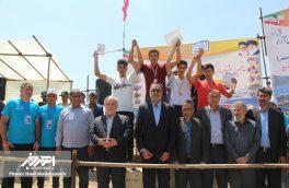 پنجمین جشنواره بزرگ فرهنگی و ورزشی ارسباران در سد ستارخان اهر