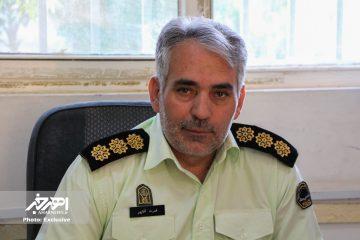 دستگیری سارقان حرفه ای با ۲۷ فقره سرقت در اهر