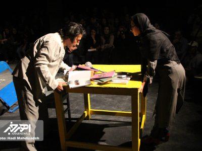 اجراهای سیزدهمین جشنواره سراسری تئاترهای کوتاه ارسباران (۱)